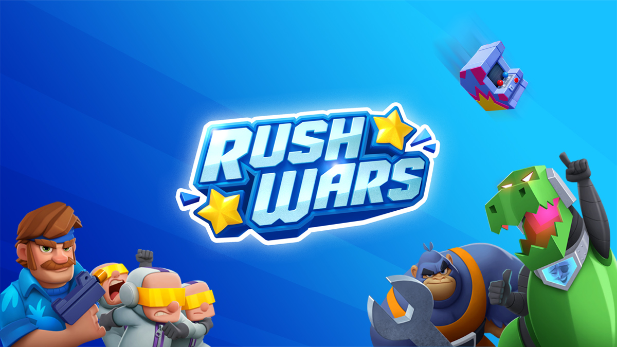 rush wars download france