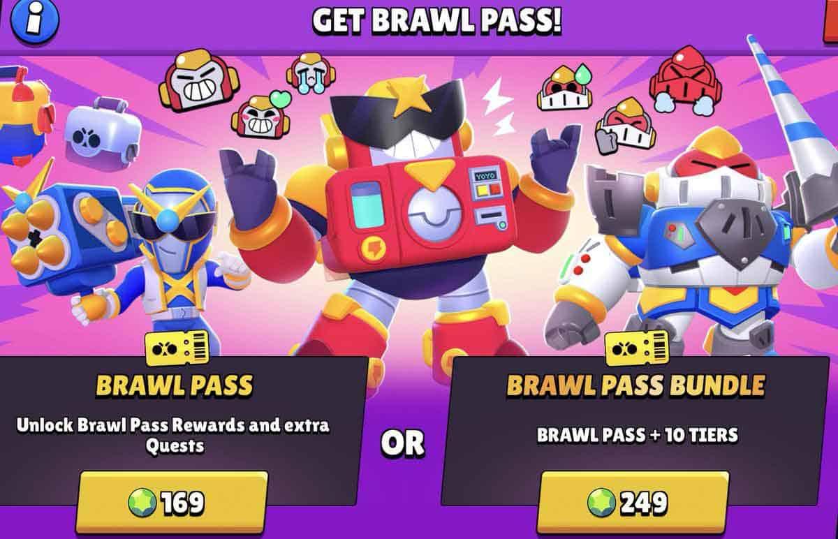 brawl pass france gratuit