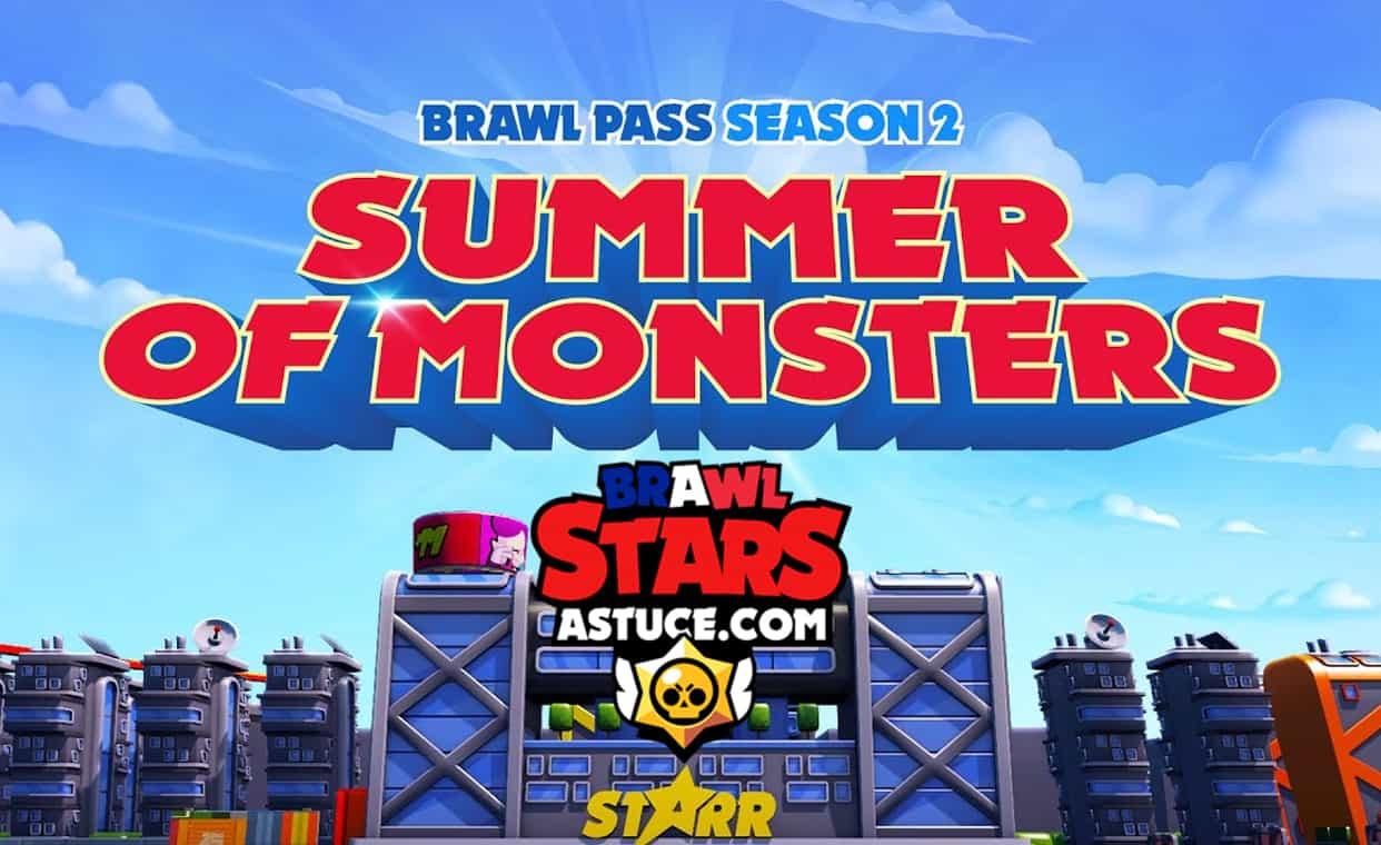 Brawl Stars Pass: toutes les nouveautés de la Saison 2